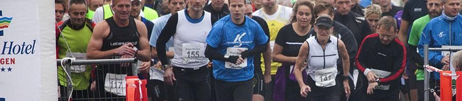 Startskuddet på marathon 5/10-13