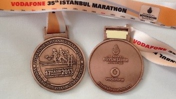 Istanbul-medal